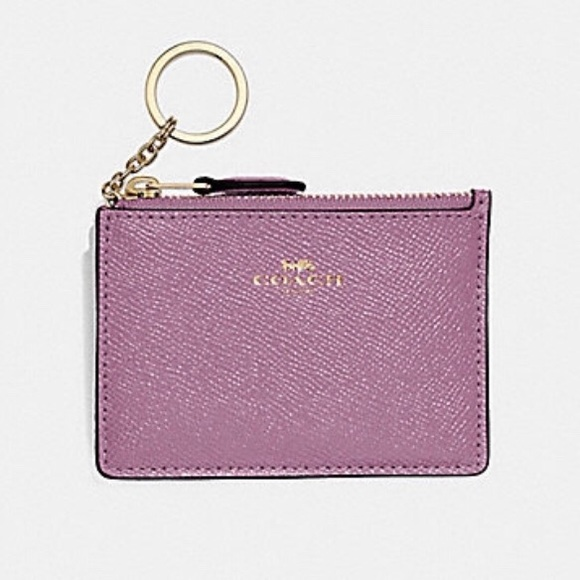 Coach Handbags - ⭐️COACH ID Case ( Primrose)⭐️